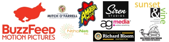 sponsor logos block